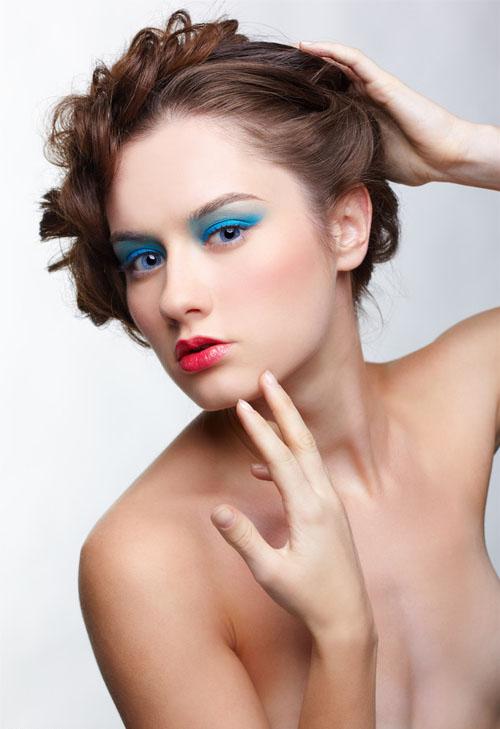 在线学习化妆 怎样化唇妆才好看